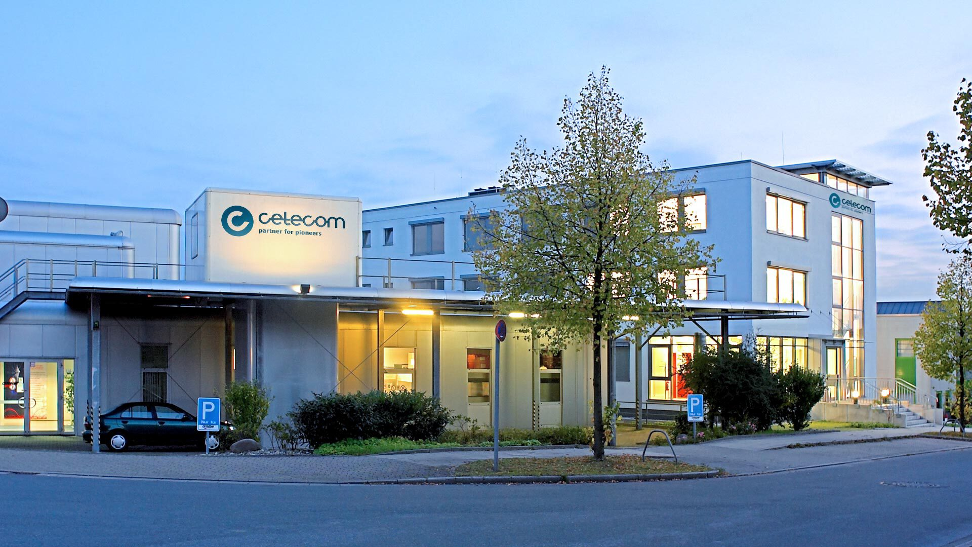 Germany Seat of CETECOM in Essen