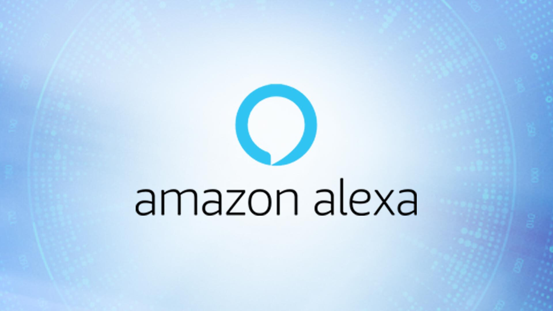 Logo of the Amazon voice service Amazon Alexa, whose devices must pass the Amazon Alexa Self-Test