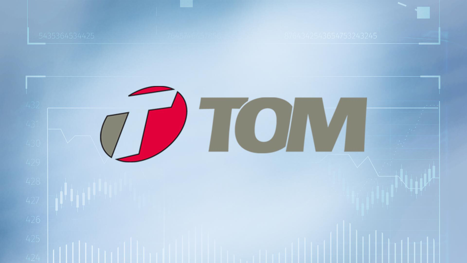 Logo of the test management software for the mobile phone industry TOM