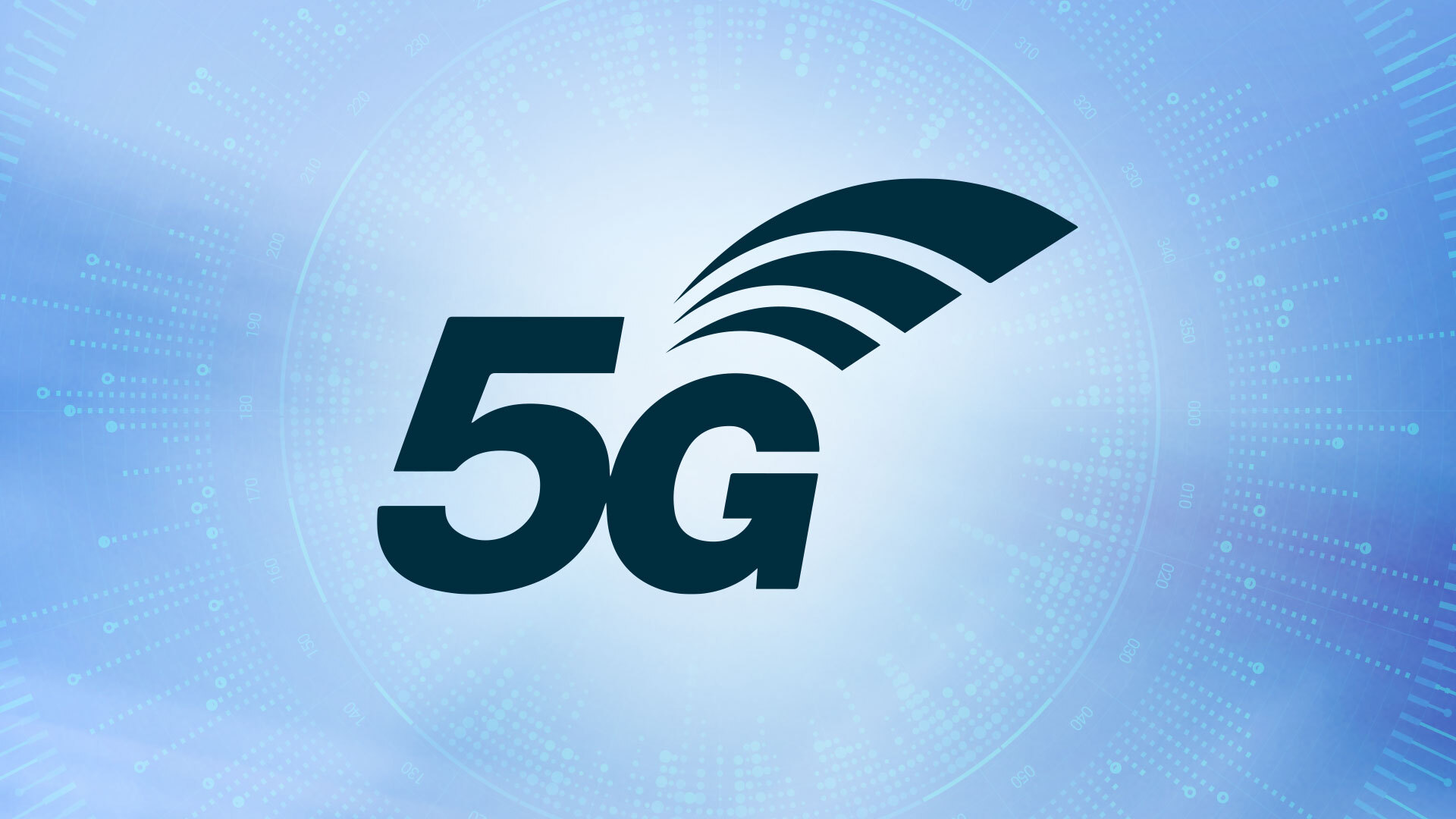 5g Logo representative for Cellular Testing