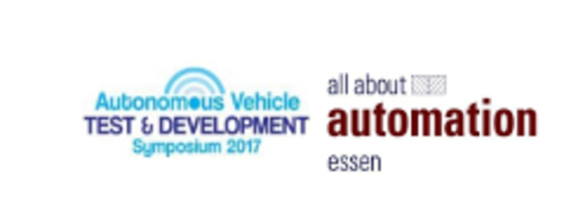 Autonomous Vehicle Test & Development Symposium / all about automation essen