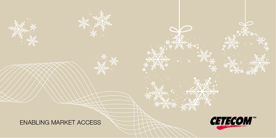 CETECOM Christmas thank you card: CETECOM - Enabling Market Access